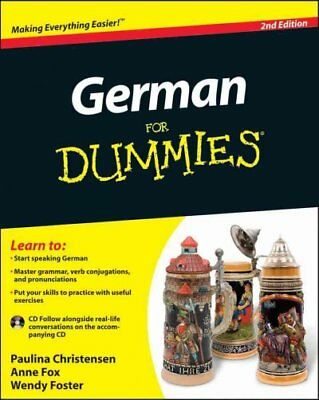 German For Dummies, Christensen, Paulina