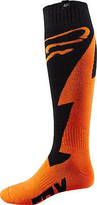 Fox Racing FRI Thick Mastar Mens MX Offroad Socks Orange