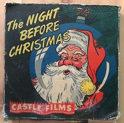 20 Vintage 16mm Christmas Film Collection All 1940's thru 1970's Productions