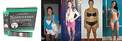 3 Ganoderma Black Coffee Weight Loss Slimming 8 Super Extracts FREE 2-3 DAY SHIP