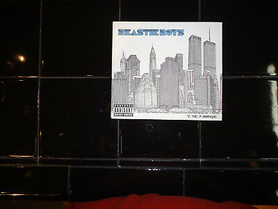 """Beastie Boys """"To The 5 Boroughs"""" 2004 Capitol Records CD, US hip/hop group"""