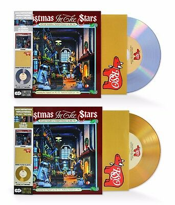 Christmas in the Stars : A Star Wars Christmas CD Exclusive Limited Edition
