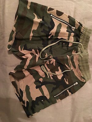 Kanye/Beiber - Fear Of God Inspired Camo Shorts Sz 30 - SM - HIGH QUALITY