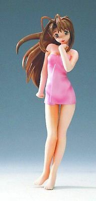 Love Hina Naru In Bath Towel 1/8 Scale Resin Statue Oop  Nib