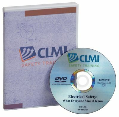 Clmi Safety Training DVD, Crane Rigging Safety, English - 453DVD
