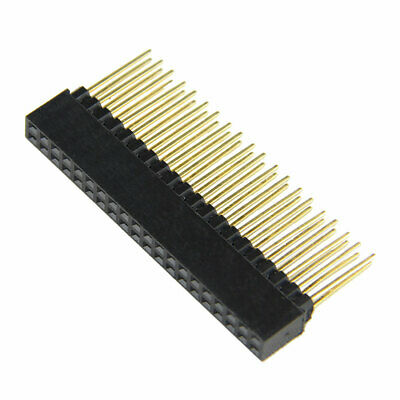 12mm 40 Pin Female Stacking Header For Raspberry PI 2 B & B+ 2 Modes Replacement