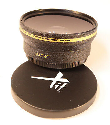 0.43x High Definition AF Wide Angle Lens Canon