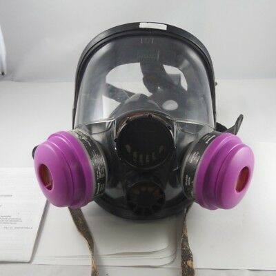 Honeywell North 7600 Full Facepiece Air Puriftying Respirator For Protection