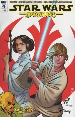 Star Wars Adventures (IDW) #4B NM Stock Image