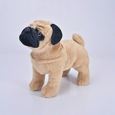 Simulation Shar pei Dog  Puppy Animal Doll Plush Toy 40CM