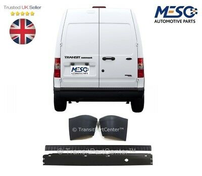 Ford Transit Connect Rear Bumper And Cover With Two End Caps 2002-2013