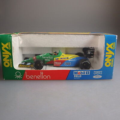 Onyx B 188  Benetton Ford Formel 1 Therry Boutsen 1988 (45498)
