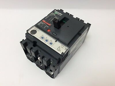 Schneider Mg 250 Amp Triple Pole Mccb For The Use In Panel Boards (B31)