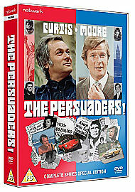 The Persuaders!: The Complete Series - [ITV] - [Network] - [DVD], New, DVD, FREE
