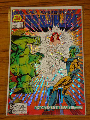Incredible Hulk #400 Vol1 Ds Prism Cvr Last Keown Issue December 1992