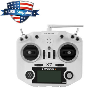 FrSky Taranis Q X7 16-Channels Radio Transmitter Mode 2 White