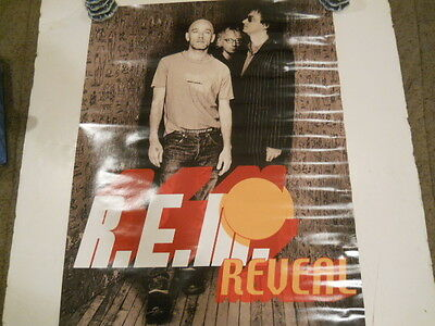 R.E.M. - Reveal Poster 2001