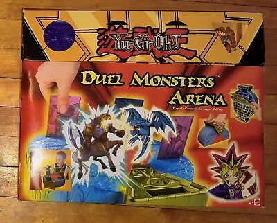 Yu-Gi-Oh! Duel Monsters Arena Playset ... BRAND NEW!