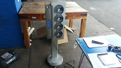 Ministry Of Sound MOST5072 QUad Series Tower Hi-Fi Stereo SYstem (B546)