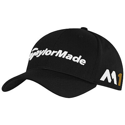 TaylorMade Mens Performance Tour Radar Cap - Adjustable Golf Baseball Hat PSi M1