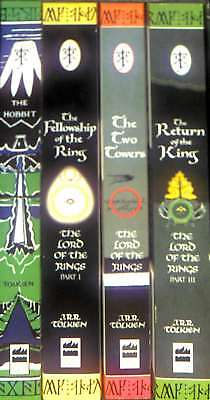 The Lord of the Rings / the Hobbit: Box Set, Tolkien, J. R. R., Good Condition B