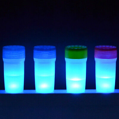 LiteCup SIPPY CUP & NIGHTLIGHT Non-Spill Glowing New in Package! 4 Colors