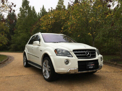 2011 Mercedes-Benz M-Class Base Sport Utility 4-Door ml63 low mile free shipping warranty clean amg cheap rare luxury 4x4 finance awd