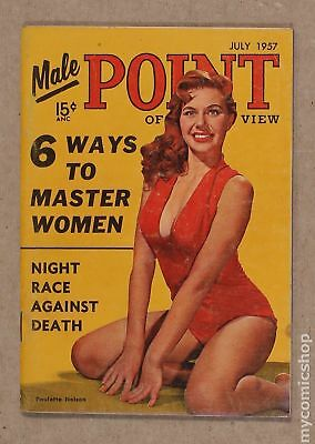 Male Point of View (Point Magazines) #Vol. 7 #1 1957 VG/FN 5.0
