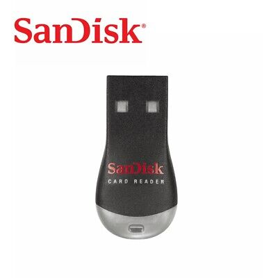Micro SD Card Reader Sandisk MobileMate Duo Memory Card SDHC USB Reader Adapter