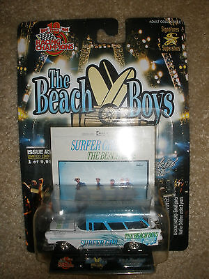 Beach Boys Racing Champions Diecast Toy Car Hot Rockin Steel COLLECTIBLE GIFT