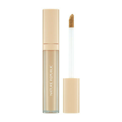 [Nature Republic] Provence Intense Cover Creamy Concealer 4.5ml #03 Ginger Beige