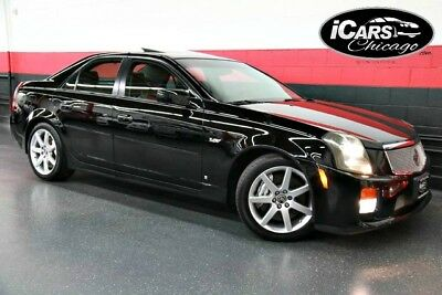 2007 Cadillac CTS V Sedan 4-Door 2007 Cadillac CTS-V 2-Owner 6-Speed Only 46,524 Miles Navigation Serviced WoW