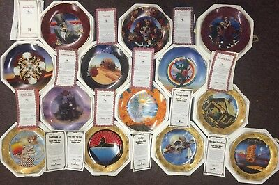 Grateful Dead Mouse / Kelley Hamilton Signature Series Plate Collection Lot 13