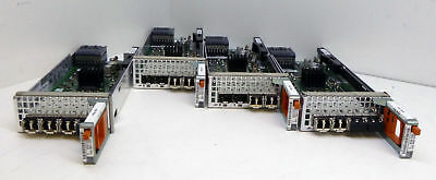 4 x DELL F118P EMC 4GB I/O SLIC06 fibre channel 4-Port module - 303-109-101A