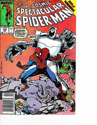 The Spectacular Spiderman #160 with cosmic powers! FREE SHIPPING POSSIBLE!