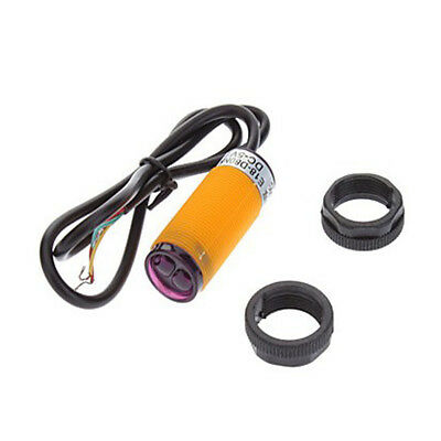 New Infrared Adjustable Switch Photoelectric Sensor Obstacles Avoidance 3-80CM