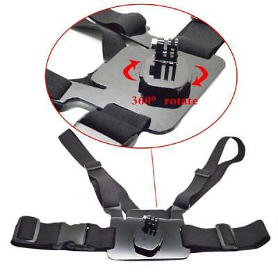 Chest Strap For GoPro Hero 4/3+/3/2/1 Action Camera Harness Mount Adjustable
