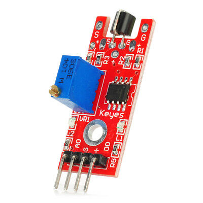 LM393 DC 5V Human Body Touch Sensor Module KY-036 Board For Arduino
