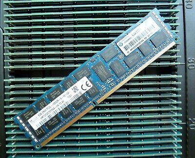 96GB 192GB 288GB 384GB 8GB 647650-071 PC3L-10600R DDR3-1333MHz Server Memory