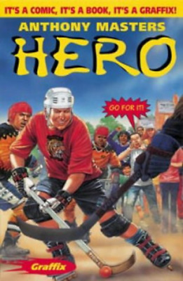 Hero (Graffix), Masters, Anthony, Good Condition Book, ISBN