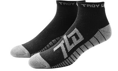 Troy Lee Designs Factory Quarter Socks Black