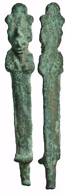 Egypt, Late Period, 21st - 25th Dynasties, 600 - 332 BC, Bronze Osiris Statuette
