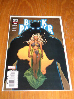 Black Panther #8 Marvel Knight Comics 2Nd Print Variant November 2005 Vf+ (8.5)