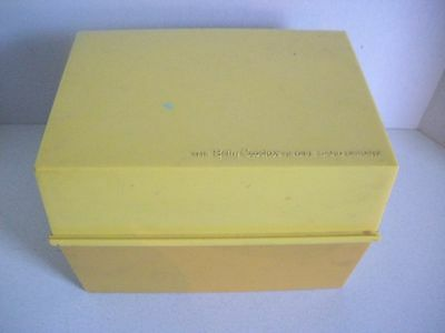 Vintage 1970s Betty Crocker Recipe Collection in Yellow Box