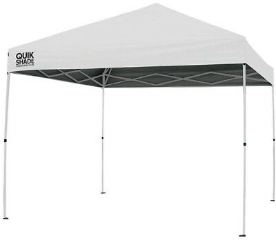 Elite White Instant Canopy Quik Shade Weekender Durable Backyard C&ing Events  sc 1 st  PicClick & QUIK SHADE Weekender Elite 12u0027x12u0027 Canopy MIDDLE TRUSS Bars ...