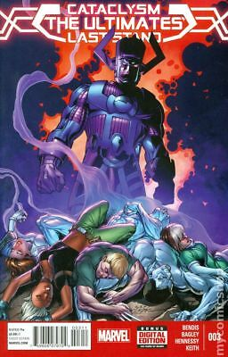 Cataclysm Ultimates Last Stand #3A 2014 VF Stock Image