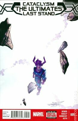 Cataclysm Ultimates Last Stand #5A 2014 VF Stock Image