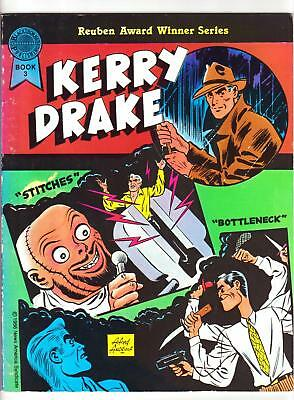 KERRY DRAKE Book 3 (1986)--FN+ / 76 pg GN; Classic Strips by Alfred Andriola^