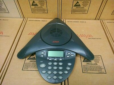 Avaya Polycom 1692 2201-15680-001 IP Conference Phone Station 700473689