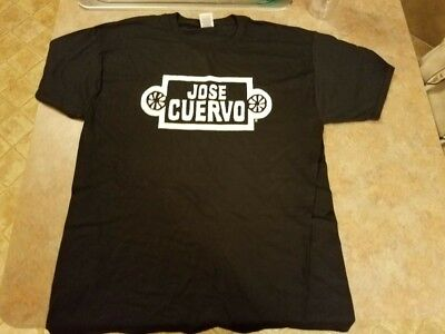 Jose Cuervo T Shirt Large New
